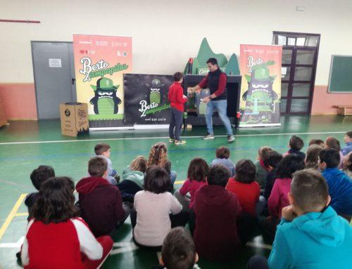 Finalistas del concurso Berto Zampapilas