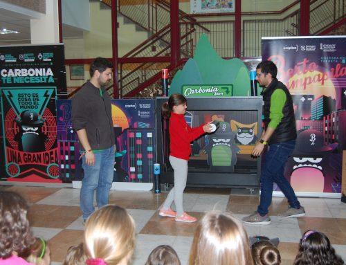 Los colegios de la Comunitat Valenciana se implican en la recogida de pilas usadas